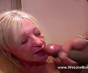 Older mature wife..