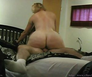 Big Butt Blonde Cougar Karmen45F..