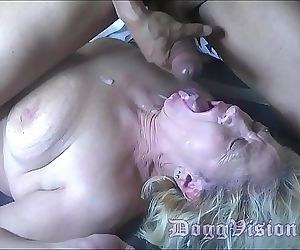 Squirt Wife Amber Connors 56y..