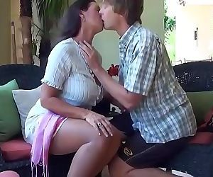 Gentle Lesson By Stepmom 18 min HD