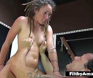 Niki and Daniela orgasm and..