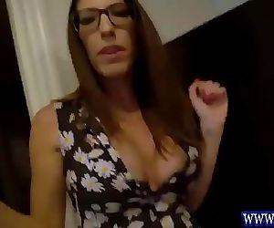 Hot Mommy Dava Foxx Fucking Son..