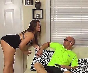 Milf Madisin Lee Fucks Step Son..