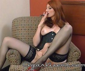 Kendra James, Cigar Vixens, Full..