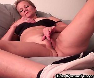 Mature Lady With D-Cup Tits Needs..