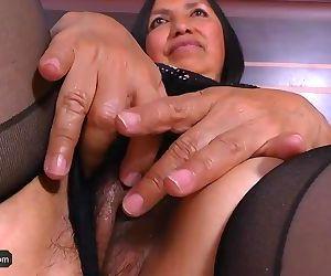 AgedLovE Horny Mature Latina..