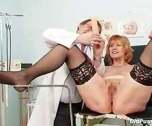 Redhead granny..
