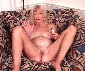 Granny sexy porn video