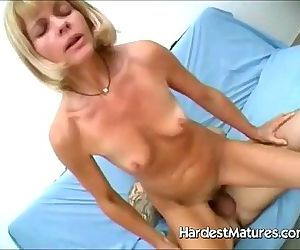 Hardcore mature sucking and..