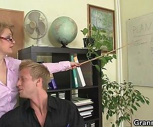 He bangs horny office lady - 6 min