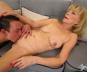 AgedLovE Blonde..