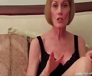 Horny Granny Makes A Breakthrough..