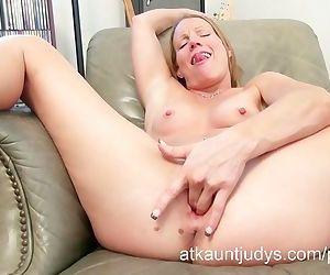 Sexy mature Alyssa Dutch..