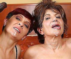 Grannies Hardcore Fucked..