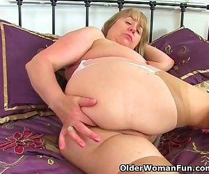 British granny Trisha loves..