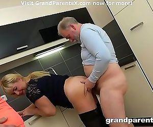 Grandpa gets lucky 11 min 720p