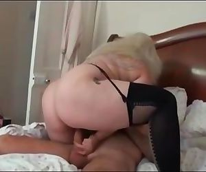 Big Tits Northern Brit gets..
