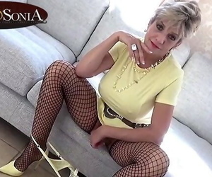 Busty Aunt Sonia..