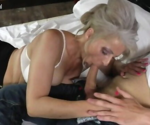 GER: Hairy Grandma..