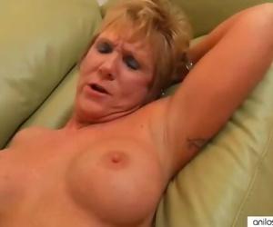 Horny Granny Loves..
