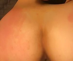 My bf teases me and slides his thick cock in my wet, tight..