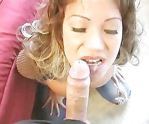 Asian Ava Devine Great POV