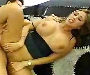 Hot asian slut riding