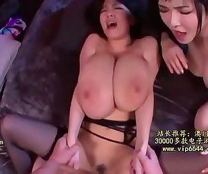 Hitomi Tanaka Anri Okitathreesome 38 min