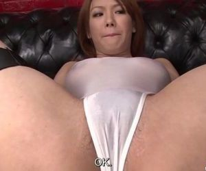 Subtitles - Japanese beauty Rei gets dick in her nice..