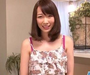 SErious toy insertion scenes for hairy Hitomi Oki - 12 min