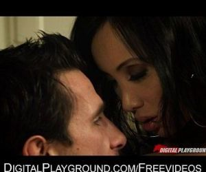 Busty Asian pornstar Katsuni begs her man for rough-sex -..