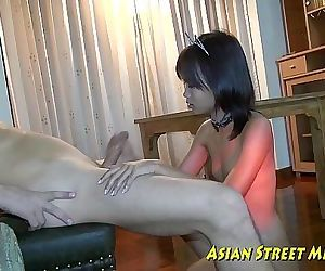 Small Tittie Thai Girl Buggered Up Botty 11 min HD