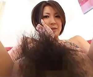 Subtitled Japanese amateur perfect bush naked body check 5..