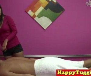 Real nuru masseuse spoiling dick - 8 min HD