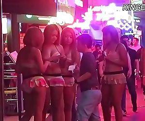 Sexy tajski dziewczyny w Bangkok Tajlandia 29 min w HD