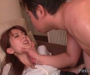 Steamy ass rimming for Yui Hatano before a fuck - 5 min