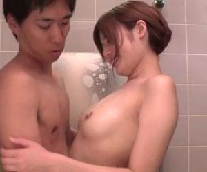 Mind blowing shower sex scenes with Yumi Maeda - 12 min