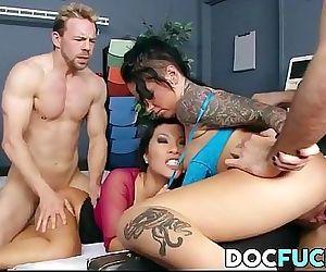 Asa Akira and Doc Fuck 7 min
