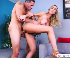 Naughty America - Find Your Fantasy Brandi Love fucking on..