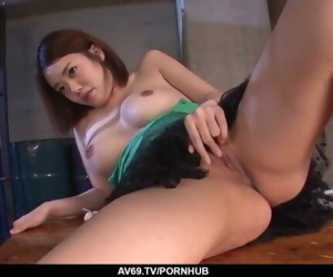 Superb Japanese amateur porn with Yuna Satsuki - More at..