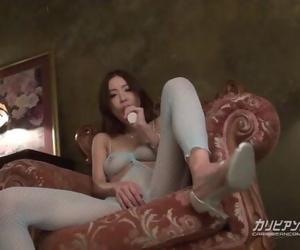 Free Premium Video Sexy Fishnet Hana