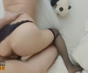 Heavy Cumshot with Top Orgasm and Loud Moaning