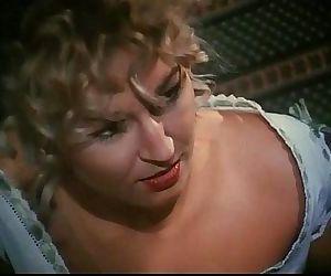 Italian vintage porn with Rossana..