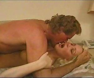 Old school innocent blond fucked..