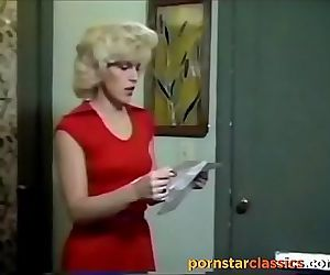 Crystal Dawn in Hot School..