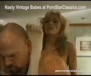 Bald Guy Fucks Babes and Gets Ass..