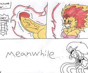 Flame Princesss Affection