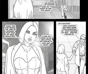 Emma Frost VS The Brain Worms - part 2