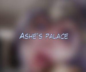 Ashe In Hospital