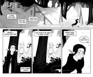 Alfie 3 - part 4
